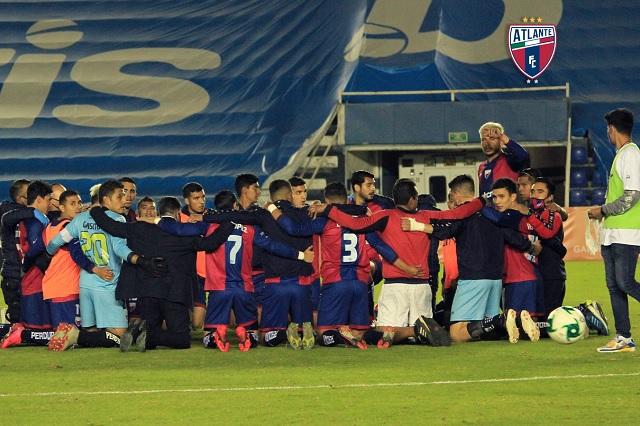 Tampico y Atlante empatan primera final de Liga de Expansión MX