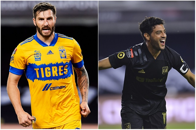 Tigres va por su primera Concachampions ante un LAFC imparable