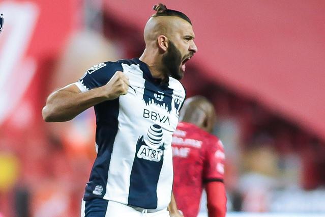 Rayados toma ventaja y gana la ida en la Final de Copa MX