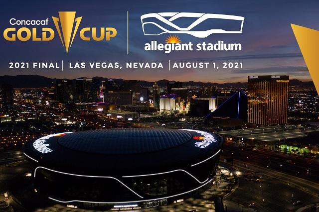 Concacaf anuncia a Las Vegas como sede para la final de Copa Oro