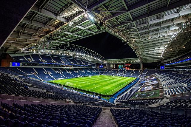 Estadio do Dragao del Porto albergará final de Champions League