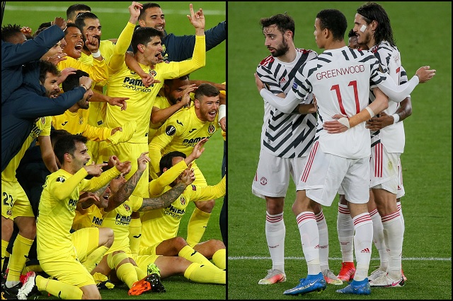 Fotos: Twitter / @UEFAcom_es - @EuropaLeague
