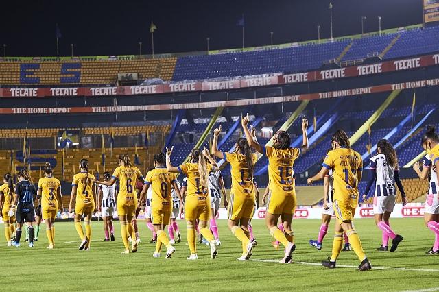 Horarios y canales de Final Monterrey vs Tigres en Liga Mx Femenil