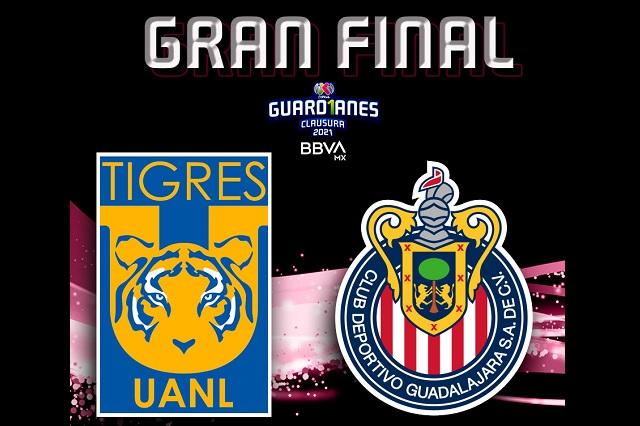 Final Liga MX Femenil: Fechas y horarios para el Tigres vs Chivas