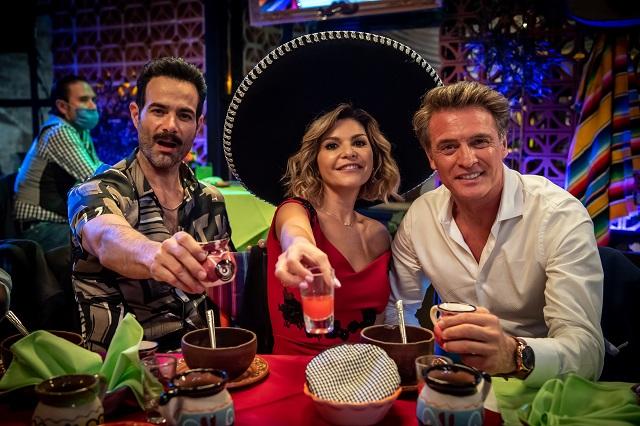 Final de telenovela La Mexicana y El Güero lo más visto en TV Abierta