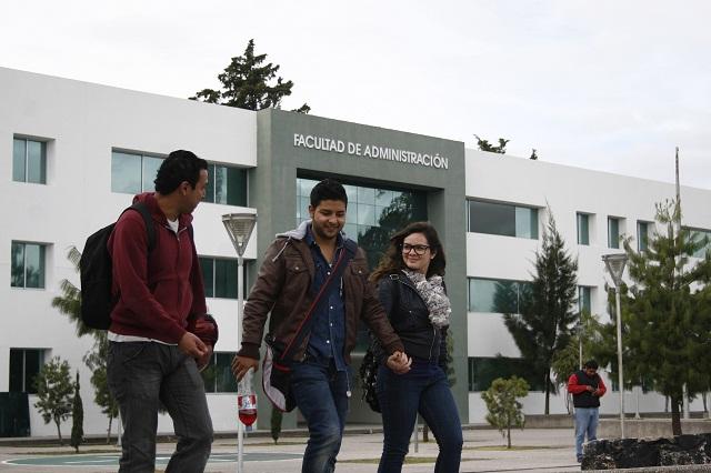 Ofrece BUAP hasta 50 lugares para revalidación en algunas licenciaturas