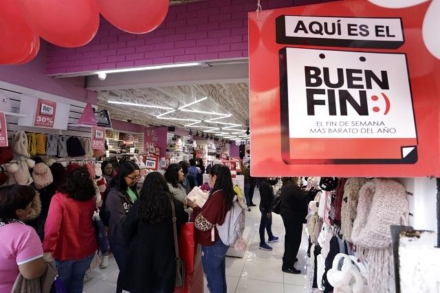 Sin dinero para comprar en el Buen Fin, 47% de consumidores