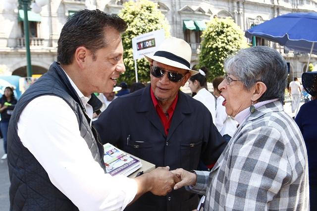 Académicos no dan posibilidad de registro a Ricardo Jiménez