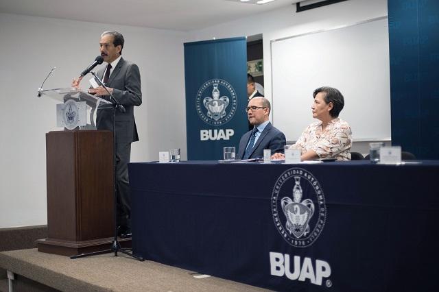 IFUAP, referente internacional en física y ciencia de materiales: Esparza
