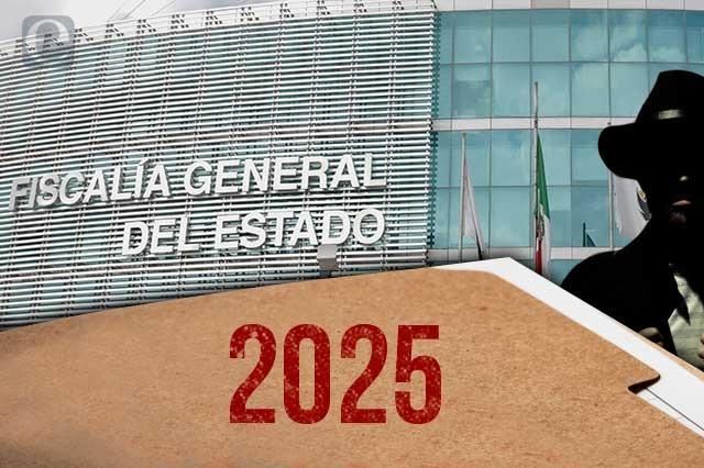 Reserva FGE hasta 2025 informes sobre espionaje en Puebla