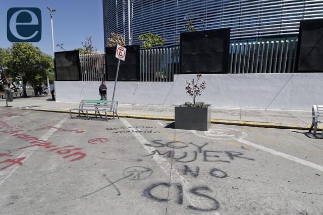 Investiga CNDH agresión a manifestantes ante la FGE