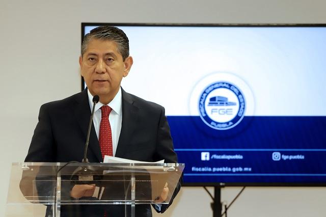 Investiga AMLO a Fiscal de Puebla por vínculos con García Luna
