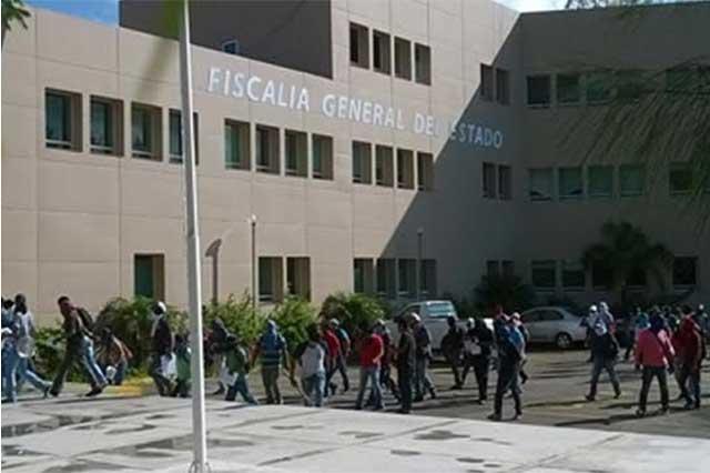 Atacan Fiscalía General de Guerrero con granada casera