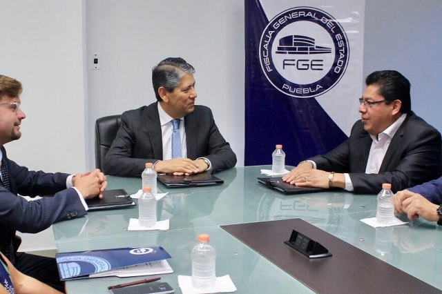 Harán Centro Regional de Protección a Víctimas, FGE, SIMT y Texmelucan