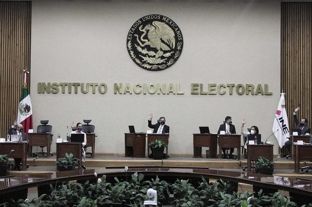 Candidatos ocultan información de campañas: INE