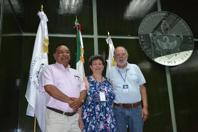 En la BUAP, Taller Internacional sobre Enseñanza de la Física
