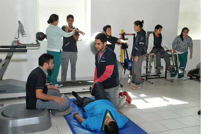 Fisioterapia BUAP crean plataforma virtual con fines pedagógicos