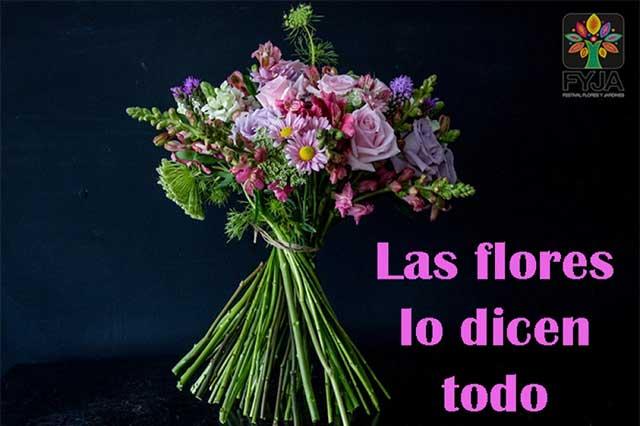 La humanidad y las flores, relación antigua