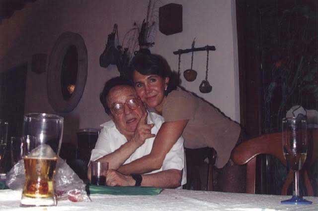 Chespirito padecía Parkinson y se ponía violento: Florinda Meza