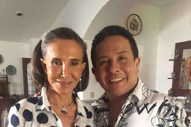 Florinda Meza habla de sus romances con Quico y Enrique Segoviano