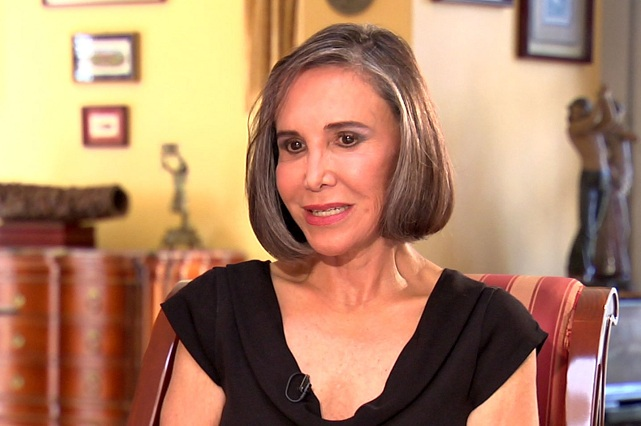 Florinda Meza, viuda de Chespirito, desata rumores de nuevo romance