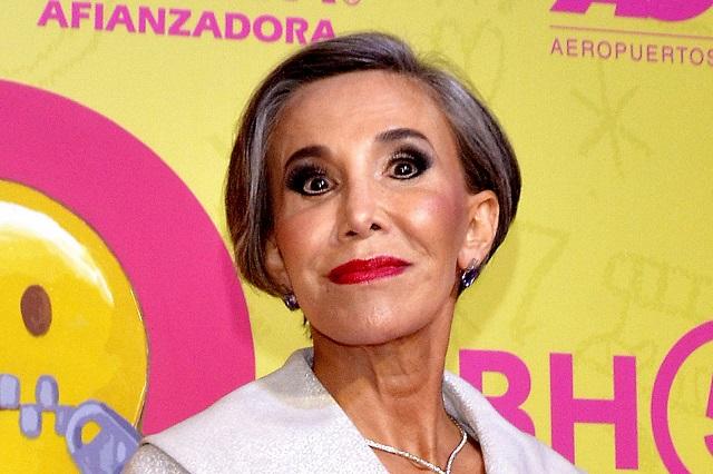 Plácido Domingo no necesita acosar a nadie, dice Florinda Meza