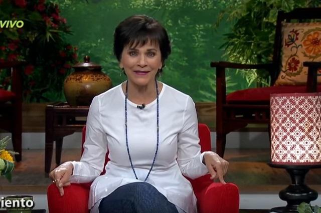 ¿Conductora de Televisa le pidió trabajo a Pati Chapoy en Ventaneando?