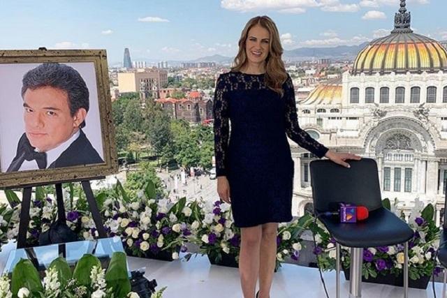 Flor Rubio es la burla en redes sociales tras adiós a José José