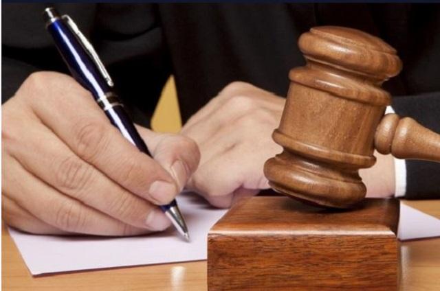 Magistrado se ampara tras detención de Guillén Almaguer