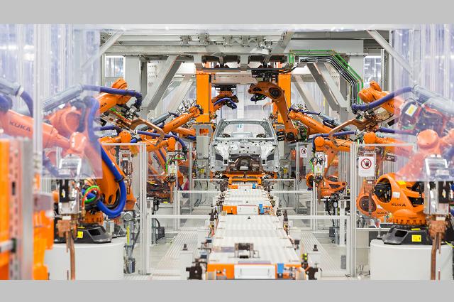 Inician producción del Audi  Q5 Sportback en San José Chiapa
