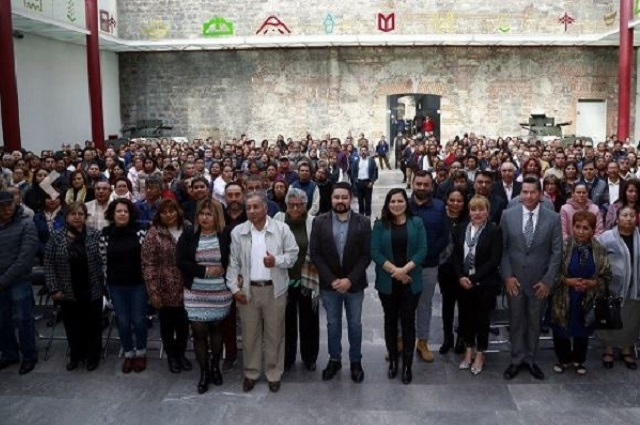 Elección en colonias genera nueva fricción Barbosa- Claudia Rivera