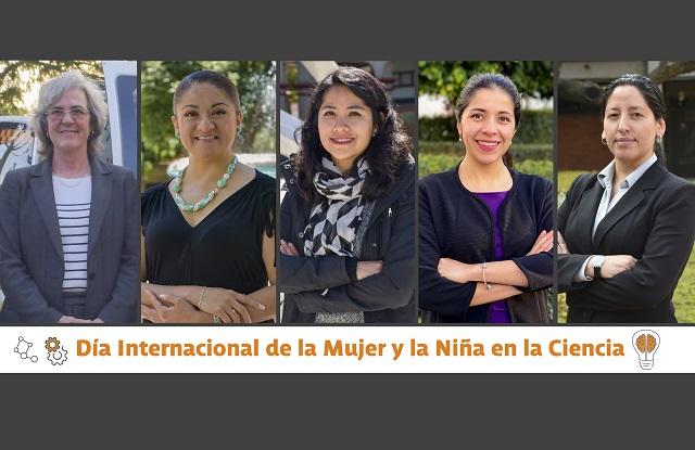 Mujeres en la UDLAP destacan en proyectos científicos