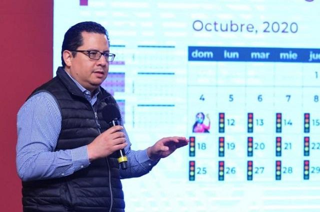 Mueren 1,803 por Covid en un día, máximo histórico en México