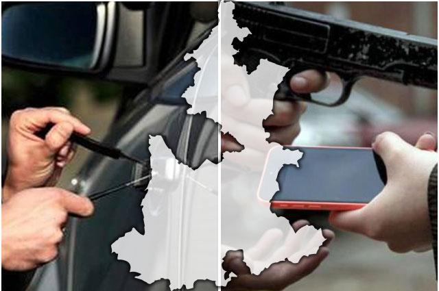 Bajan robos y secuestro en Puebla, según reportes del SNSP