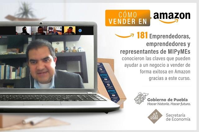 Entrenan a emprendedores de Puebla en negocios on line
