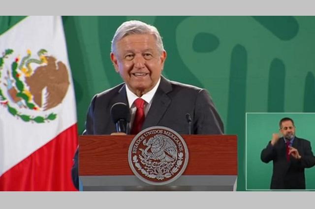 Ambiciones internas en Morena afectaron su votación: AMLO