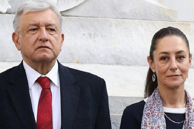Cero impunidad con Saúl Huerta: AMLO y Sheinbaum
