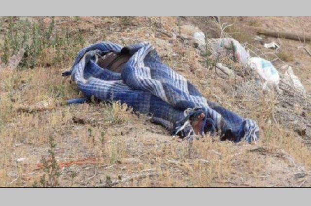Envuelto en una cobija dejan cadáver de mujer en Atlixco