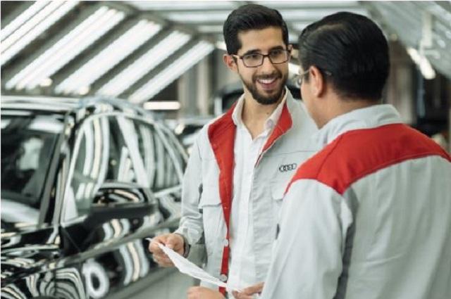 Audi, entre los más atractivos centros de trabajo: Universum