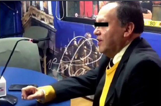 Por extorsión, 2 años de cárcel a ex presidente del Tribunal de Arbitraje