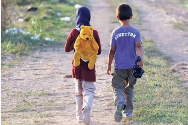 Más de 300 niños poblanos viajaron solos a Estados Unidos