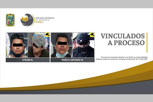 Cae líder de banda de robos a tiendas OXXO en Puebla
