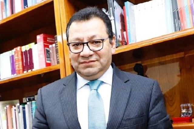 Alfredo Fuentes Barrera será presidente interino del TEPJF