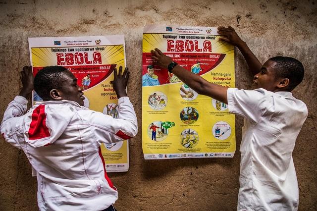 Alerta OMS alto riesgo de epidemia de Ébola en África