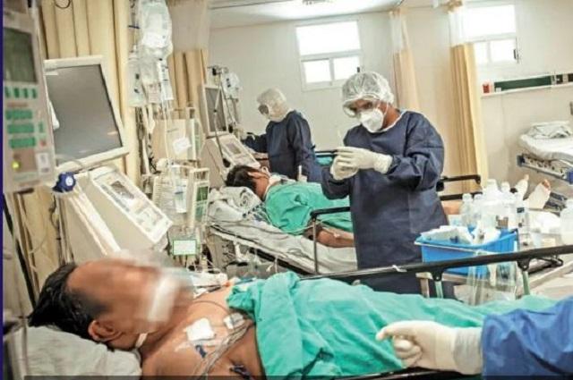 Hay alerta por ocupación de camas en hospitales poblanos