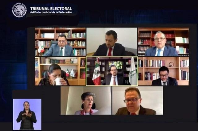 Elección de gobernador en Campeche a recuento de votos