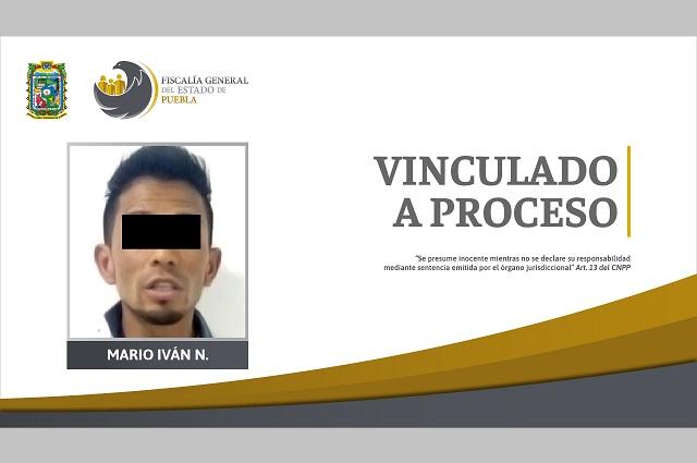 Va preso por asaltar a familia en la Puebla-Tehuacán