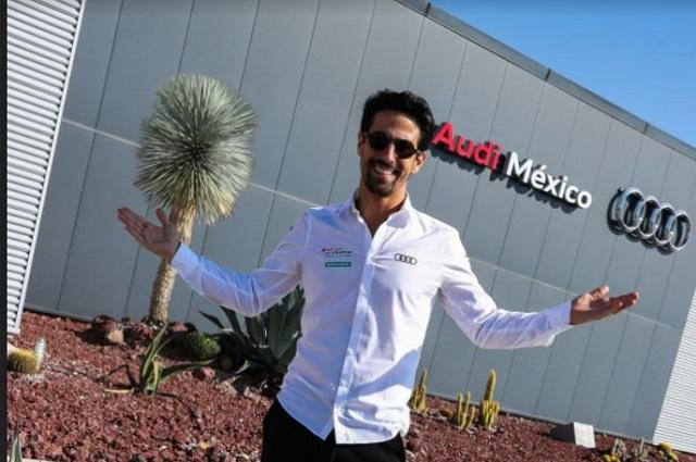 La Fórmula E en Puebla será una carrera en casa para Audi
