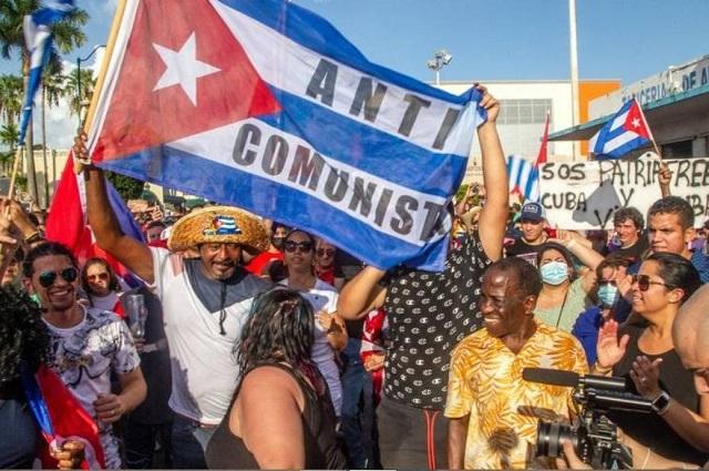 En Miami ya quieren zarpar y liberar a Cuba de la dictadura