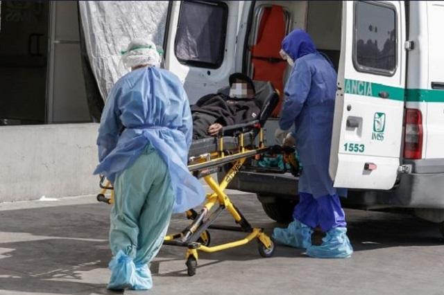 CDMX a punto del riesgo máximo por número de pacientes covid